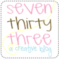 Seven Thirty Three – This Saturday's Shout-Out