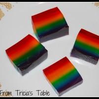 Rainbow Jell-O