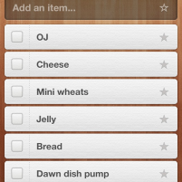 Wunderlist – A Great App for List Making and Sharing