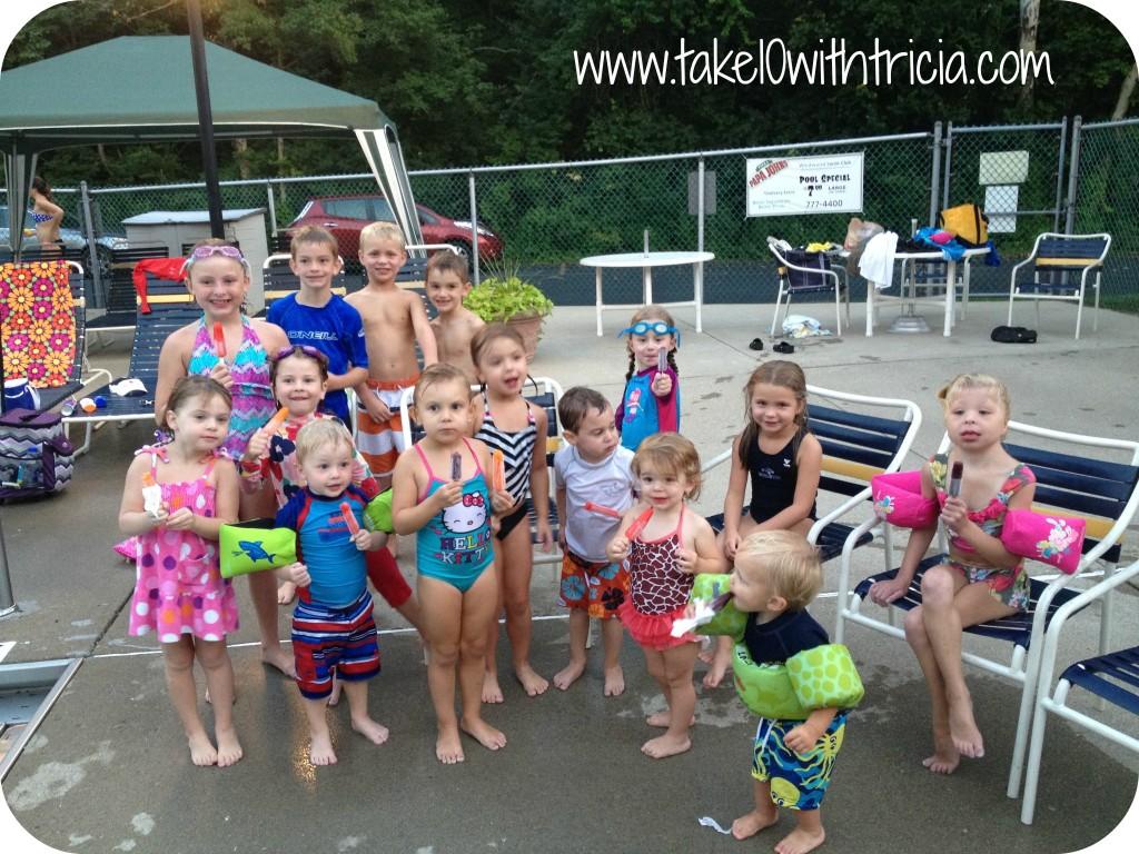 pool-kids