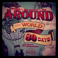 Ensemble Theatre – Around the World in 80 Days