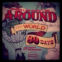 Ensemble Theatre – Around the World in 80 Days