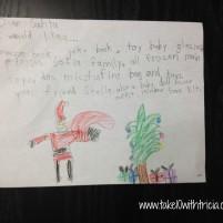 Dear Santa Letters 2013