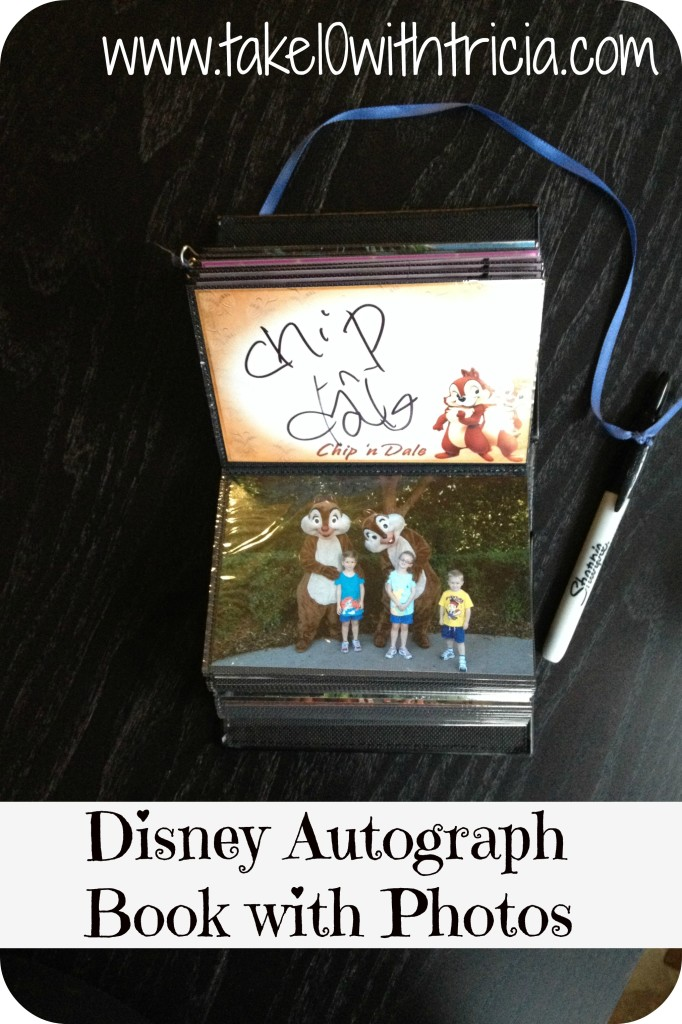 Disney-autograph-book-chip-n-dale
