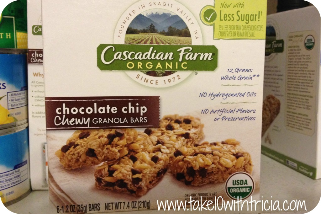 Cascadian-farm-chocolate-chip-granola-bar