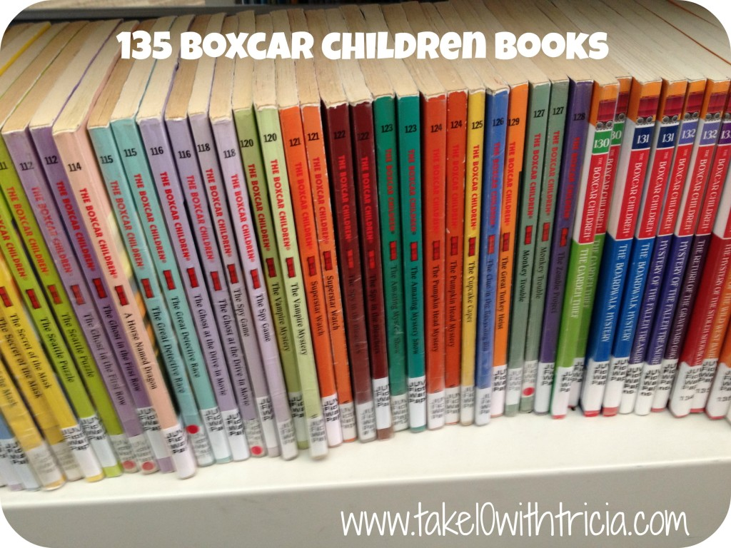 Boxcar-children-series