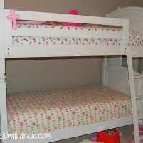 The Secret to Bunk Bed Sheets