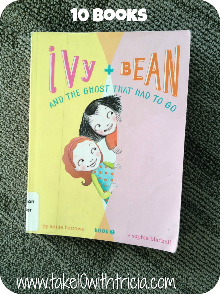 Ivy-and-Bean-books