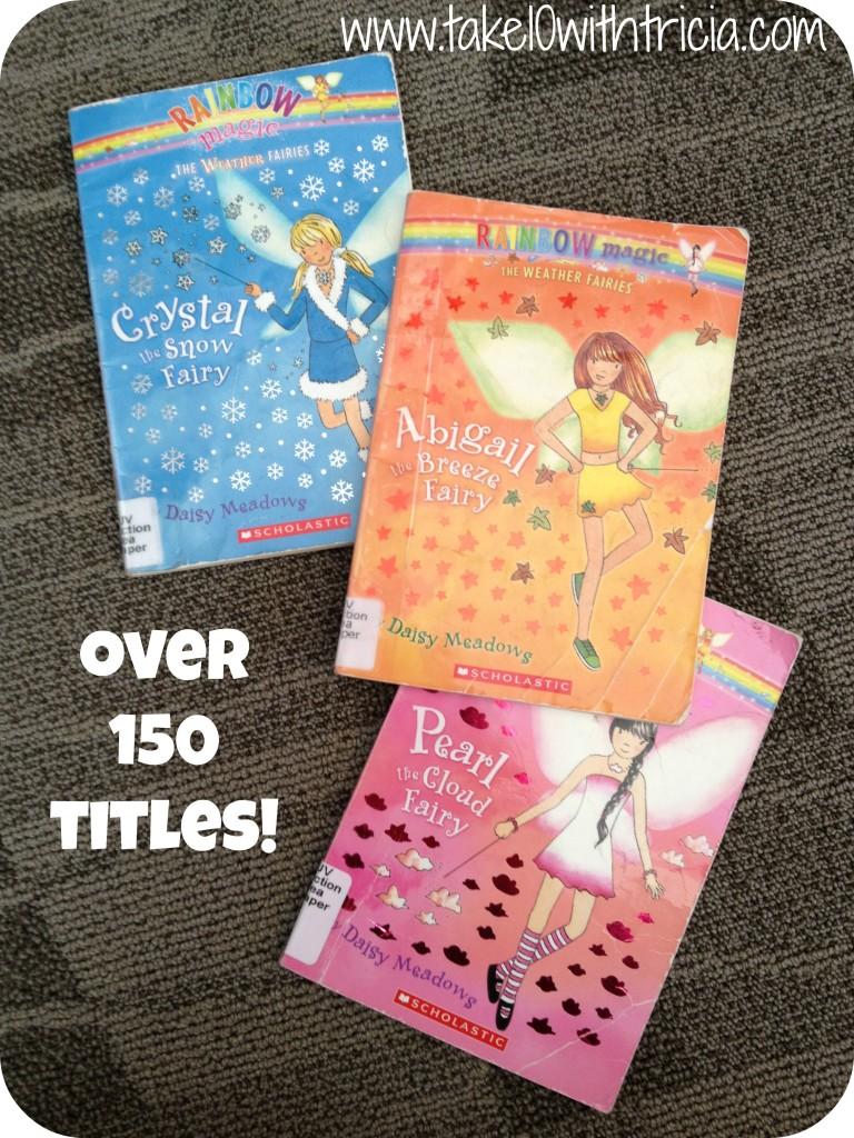 Rainbow-Magic-books