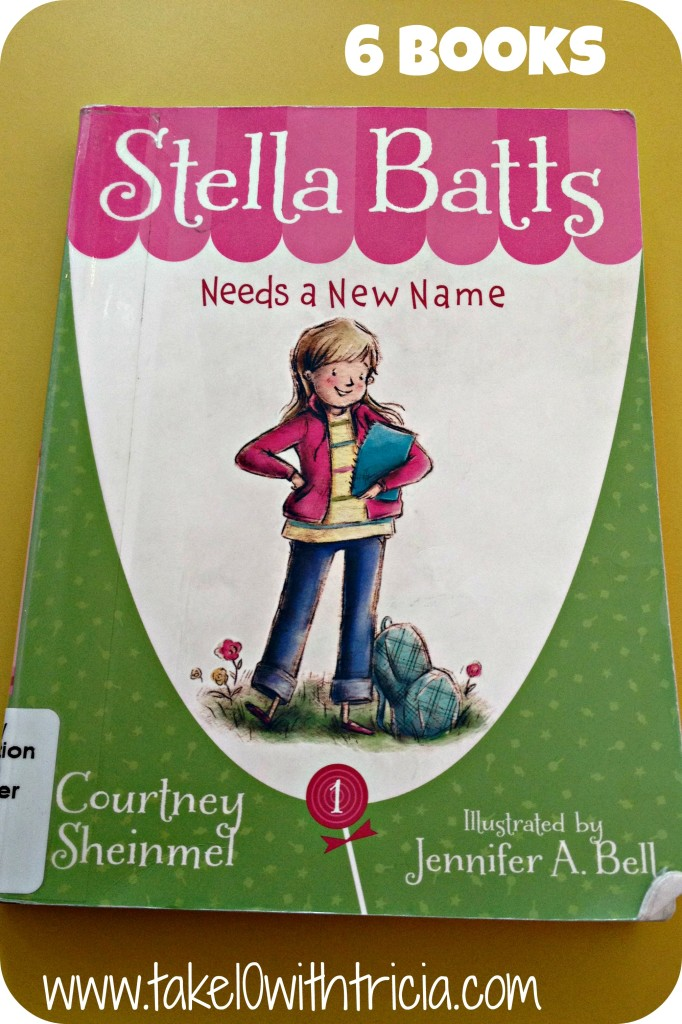 Stella-Batts-books