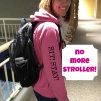 No More Stroller