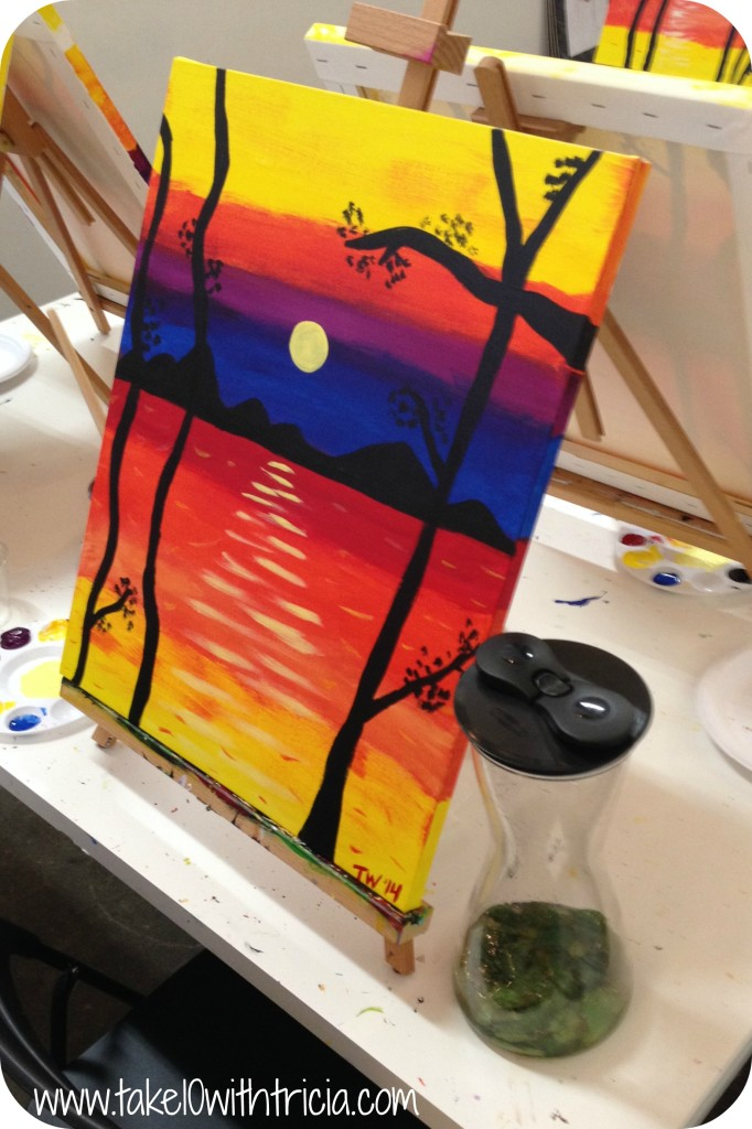 Dogwood-Art-studio-Painting