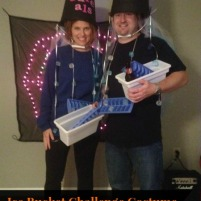Ice Bucket Challenge Halloween Costume