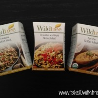 Wildtree Skillet Meals – A Pantry Staple!