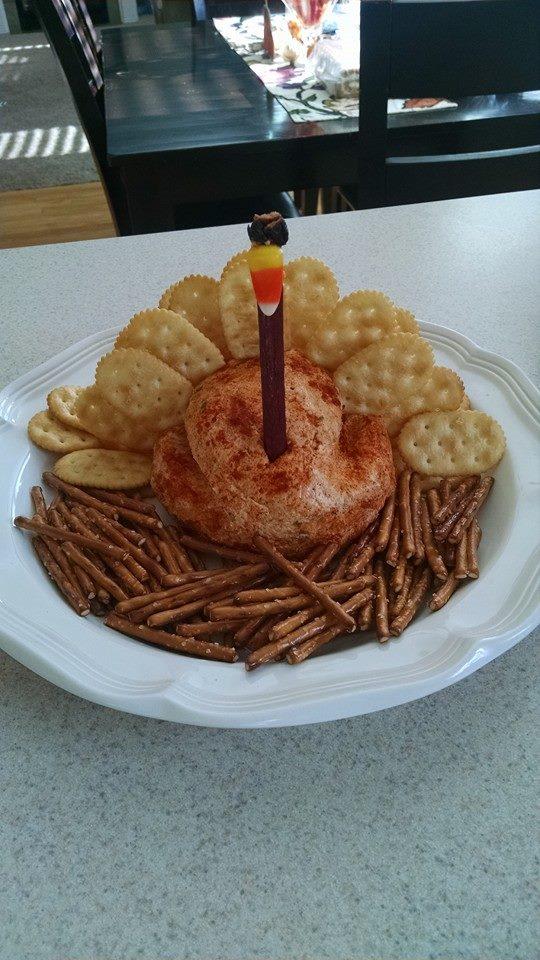 Turkey-cheese-ball