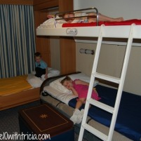 Bed Situation for Family of 5 at Disney