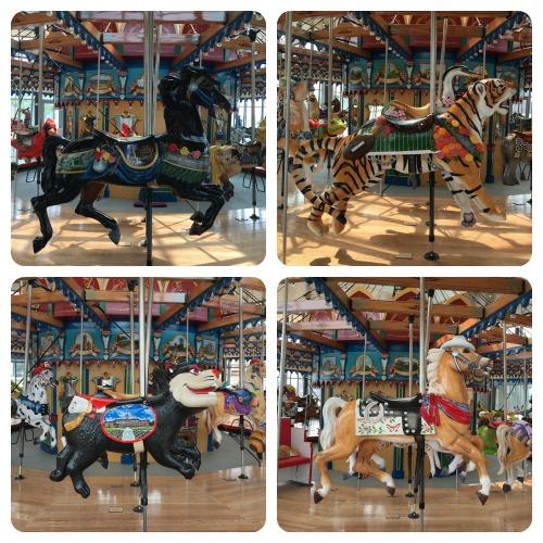 CA-Carousel-Horses