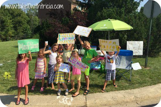 Neighborhood-lemonade-stand