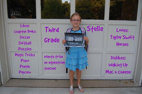 Stella-third-grade