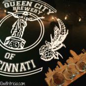 The Queen City Brewery of Cincinnati {Blue Ash}