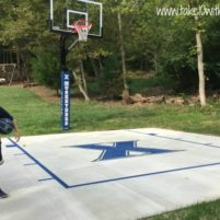 Backyard Basketball Addition