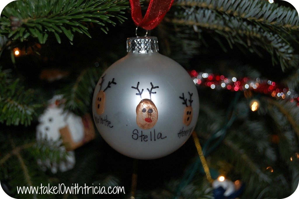 Reindeer Crafts and Gifts | Take 10 With Tricia