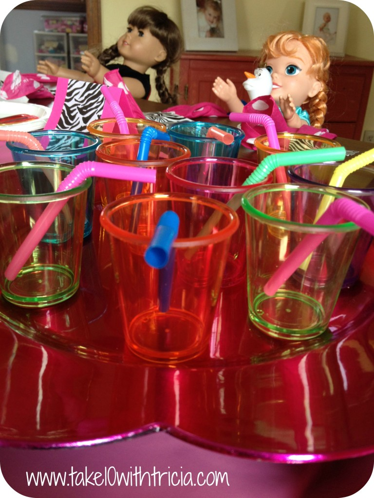 Baby Doll Themed Birthday Party Take 10 With Tricia