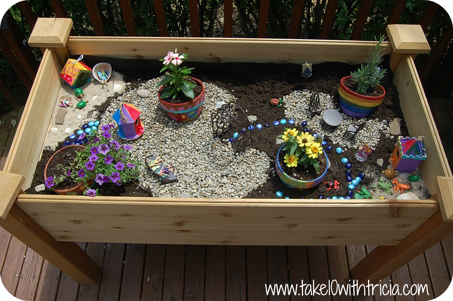 How To Create A Fairy Garden Take 10 With Tricia