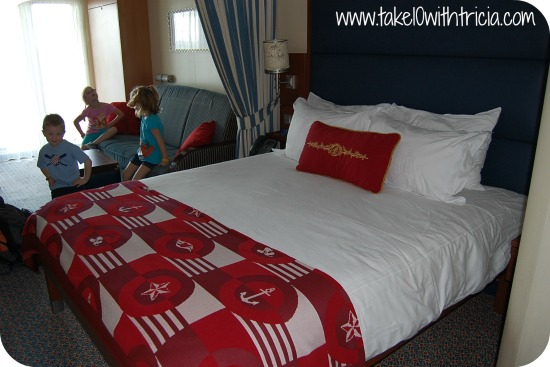 Disney Cruise Rooms For 5 Images