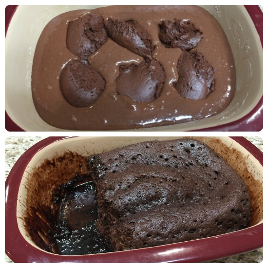 Lava Cake Recipe Pampered Chef Deep Covered Baker